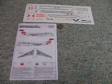 Eastern Express decals 1/144 Austrian Airlines  MD-87   P7