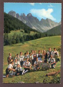 AUSTRIA - Tiroler Gruppe J. Schlegel 1950's
