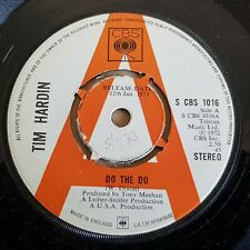 "TIM HARDIN  7""  DO THE DO PROMO"