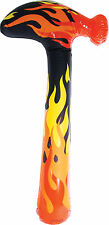 12 Inflable FLAMING Cobra Earthdawn martillos 60cm - NUEVO