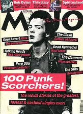 MOJO no. 95  October 2001  :  Punk Special   Bob Dylan   Thin Lizzy