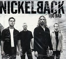 NICKELBACK : TOO BAD / CD (3 TRACKS + VIDEO) - NEU