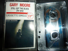 GARY MOORE STILL GOT THE BLUES FOR YOU RARE AUSSIE CASSINGLE!
