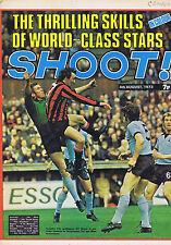 BILL GLAZIER COVENTRY / MIKE SUMMERBEE MAN CITYShoot 4Aug1973