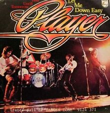 Player - let me down easy / wait until tomorrow 45""