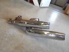 yamaha virago xv1000 xv1100 exhaust pipes mufflers system 1984 1985 1986 1988 87