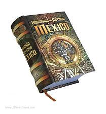 new 2017 Sabiduría del Antiguo Mexico hardcover Miniature Book Español chamanes