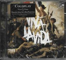 CD 12T COLDPLAY VIVA LA VIDA OR DEATH AND ALL HIS FRIENDS 2008 NEUF SCELLE