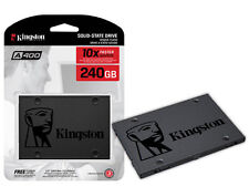Kingston 240GB SSD A400 SATA3 Solid State Drive for Notebook Laptop PC