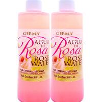 2 Pack AGUA DE ROSAS Rose Water Flower Water Skin Face toner Cleanser Piel Cara