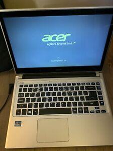 Acer Aspire V5-471 Laptop i3-3227U 1.90 GHz 6GB Memory Charger Included!