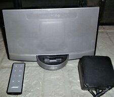 BOSE SoundDock Portable Digital Music System iPod Docking Station with Remote