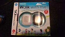 Walk With Me w/ 2 Activity Trackers NEW factory sealed for Nintendo DS system