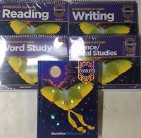 Grade 5 Treasures Reading Curriculum + Writing Science Social Studies Homeschool