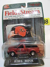 RACING CHAMPIONS FIELD & STREAM - RING NECK - PHEASANT FORD PICKUP W+