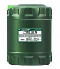 10L FANFARO ISO 32 Hydraulic Oil DIN 51 524 part 2 HLP ISO 20763 HF-0/HF-1/HF-2
