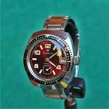 SOLAURE Diver Vintage Watch Reloj Montre Orologio Uhr France