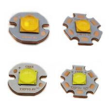 Cree XLamp Miçangas Chip Led XHP70.2 Frio/quente 7070 20W 6V 12V com 20mm Placa De Circuito Impresso Cooper