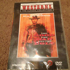THE GOOD THE BAD & THE UGLY     UK DVD   NEW/SEALED  CLINT EASTWOOD