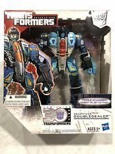 Transformers G1 ClassicsGenerations 30th Anniversary Voyager DOUBLEDEALER NEW