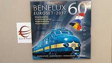 2017 Benelux 24 monete 11,64 euro Belgio Olanda Lussemburgo Belgique Pays bas