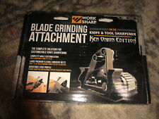 Work Sharp Blade Grinding Attachment WSSAKO81112 Includes a Knife Sharpener