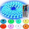 12V RGB Remote Strip Light Lamp Roll 5M 300 LEDs 2835 SMD For Boat Truck Car SUV