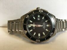 Citizen Eco-Drive Men's Promaster Super Titanium Diver Watch BN0200-56E  ($495)