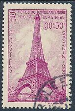 CO - TIMBRE DE FRANCE N° 429 oblitéré