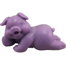 R0939 Nicole 3D DIY Pig Resin,Clay Crafts Mould Decorative Soap Candle Molds