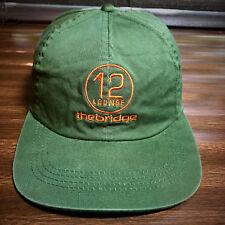 VTG 12 Lounge The Bridge Cinema De Lux Los Angeles California Film Movie Hat Cap
