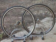 Shimano WH R500 Road Bike Cycling Front & Rear Wheels 10 Speed Sram/Shimano