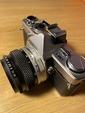 Olympus OM1 SLR 35mm Film Camera w/ 50mm lens