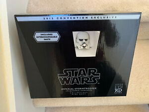 GENTLE GIANT SDCC 2012 STAR WARS IMPERIAL STORMTROOPER MCQUARRIE CONCEPT
