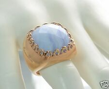 Bronzallure By Italia Gemstone Cocktail Ring Size - 6