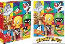 AQUARIUS JIGSAW PUZZLE LOONEY TUNES 1000 PCS #65245