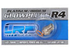 LRP Platinum/Iridium Standard Glow Plug (R4 - Medium) [LRP35041]