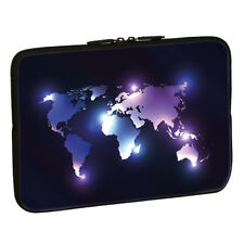 Design Schutzhülle - Dark World, 15,6 Zoll (39,6cm) Notebook Laptop Tasche