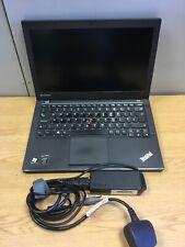 Lenovo ThinkPad X240 Intel Core i5-4200U 1.60GHz 8GB RAM 120GB SSD Win 10 Pro