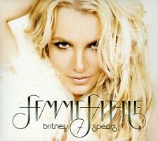Britney Spears - Femme Fatale: Deluxe Edition [New CD] UK - Import