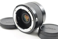 [Excellent+] Nikon Teleconverter TC-200 2X Lens for Nikon F SLR MF w/ Caps