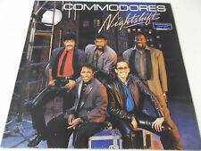 38802 - COMMODORES - NIGHTSHIFT - 1985 MOTOWN VINYL LP MADE IN GERMANY