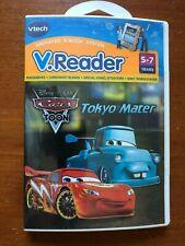 NEW (SEALED): VTech V.Reader: Disney Pixar Cars Tokyo Mater 5-7 Years