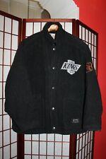 NHL Los Angeles Kings Vintage Coat by Campri Teamline size L . ALY