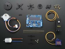 Adafruit Motor party add-on pack for Arduino