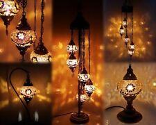 Innenraum-Lampen im Mosaik-Stil aus Glas fürs Wohnzimmer