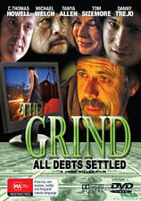 C Thomas Howell Michael Welch THE GRIND - REALITY PEEP SHOW THRILLER DVD