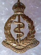 Badge- WW2 Royal Army Medical Corps Sweethearts BROOCH Badge (All BRASS,Org)RARE