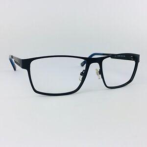 CATERPILLAR eyeglasses BLACK RECTANGLE glasses frame MOD: CTO TWINTHREAD COL.004