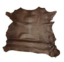 Springfield Leather Co. Sable Brown Oil Tan Cowhide Leather *By The Sq Foot!